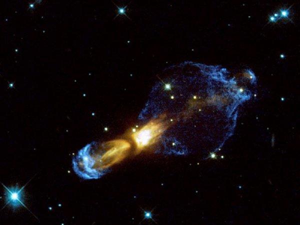 NASA показала снимки «звездной смерти»