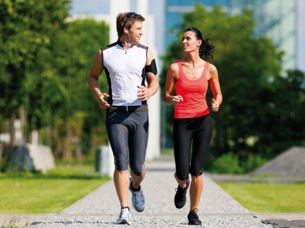 Физическая активность человека не связана с контролем веса