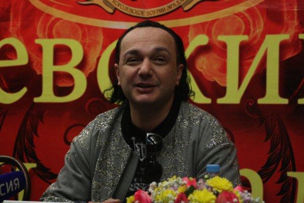Гия Эрадзе покинул пост художественного руководителя цирка на Фонтанке
