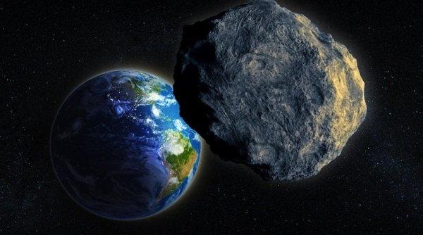 Ученые: Через 1,35 млн лет Земля столкнется с астероидами и настанет конец света