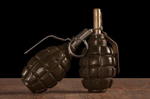 В селе Видродження три пьяных бойца ВСУ подорвали себя гранатой