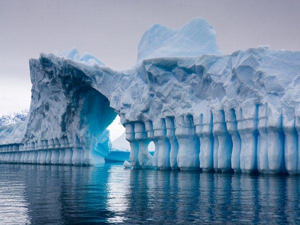 Ученые США объяснили, как появилась Антарктида
