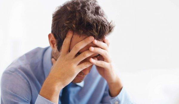 Ученые сообщили о том, как проявляется стресс у мужчин