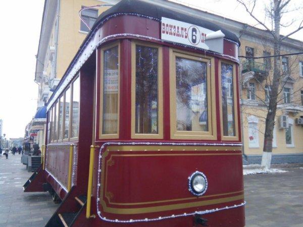 Ретро-трамвай «Семен» обзавелся страничкой в Twitter