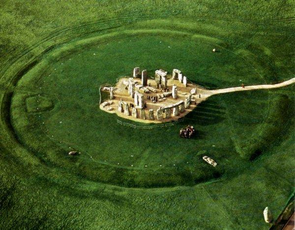 В середине Амазонки нашли сотни круговых каменных сооружений