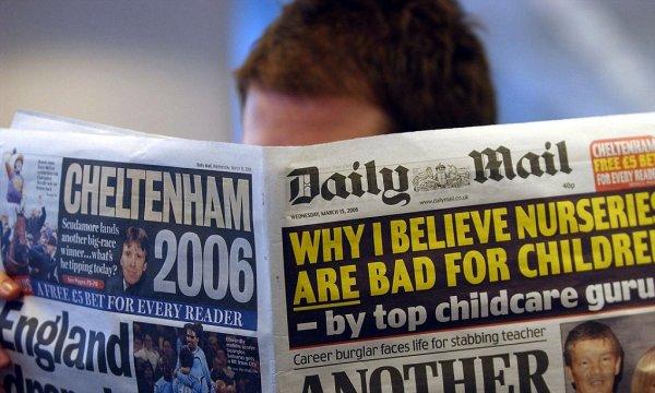 Wikipedia запретила ссылаться на Daily Mail в связи с частой недостоверностью информации