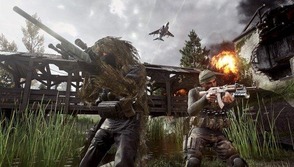 Call of Duty: Modern Warfare Remastered ожидает масштабное обновление