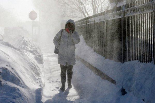 В Нью-Йорке из-за снегопада закрылся главный офис ООН