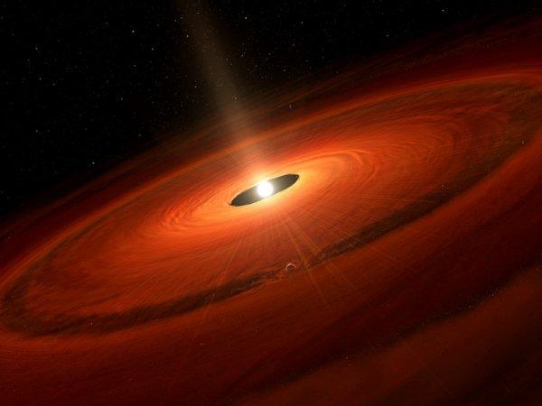 Ученые определили возраст Солнечного протопланетного диска