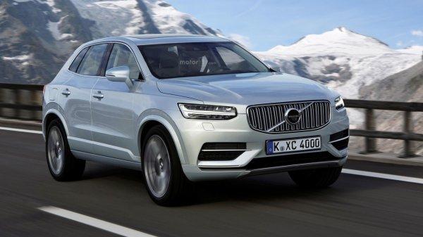 Volvo раскрыли тайны по новинкам для России