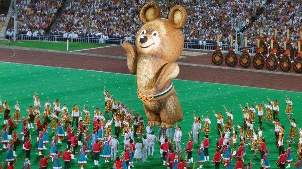 Читатели «Ъ» проголосовали за олимпийского мишку