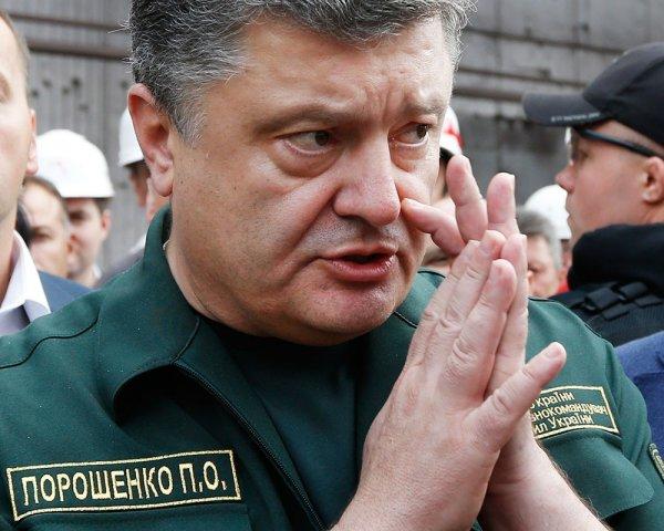 Порошенко проинформировал об успешном тестировании ракет украинского производства