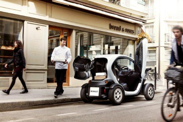 Автопроизводитель  Renault привезет в Россию электрокар Zoe