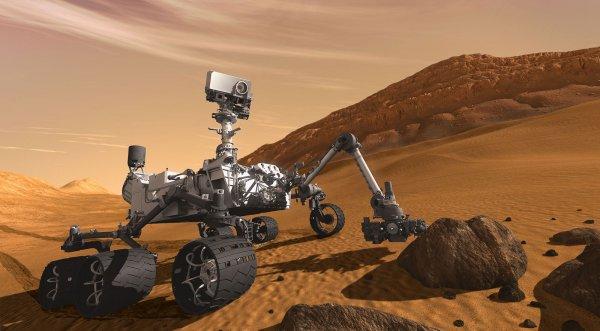 Ученые отправят на Марс бурильную установку