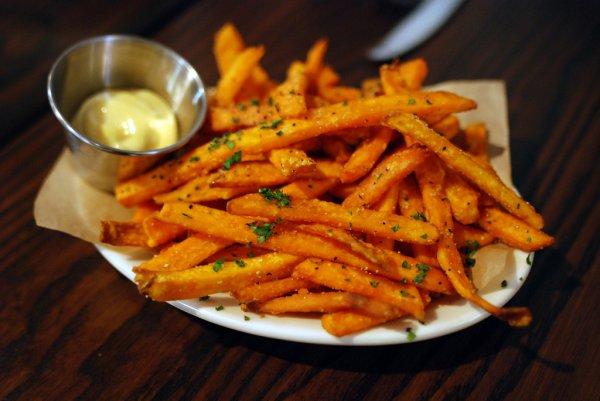 Ученые назвали преимущества картофеля фри