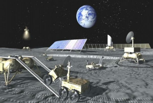 Ученые заявили, что у Луны есть спутники-убийцы