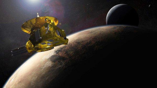 Станция New Horizons испытала сбой на пути к объекту из пояса Койпера