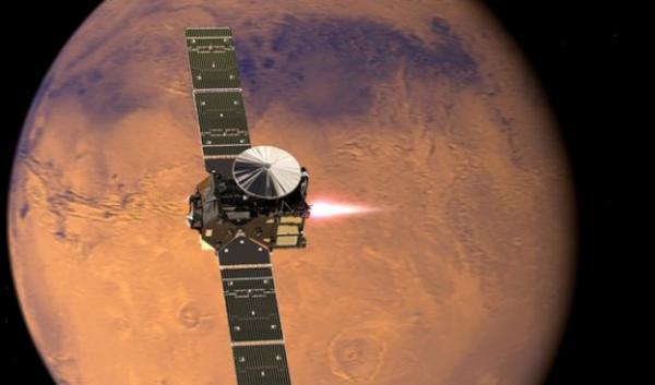 Индия собирается осуществить полеты к Марсу и Венере