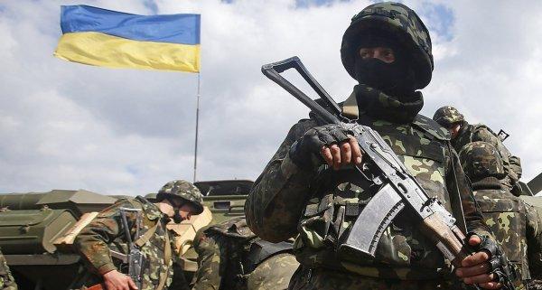 Бойцы ВСУ задержали на границе Крыма представителей незаконного вооруженного формирования