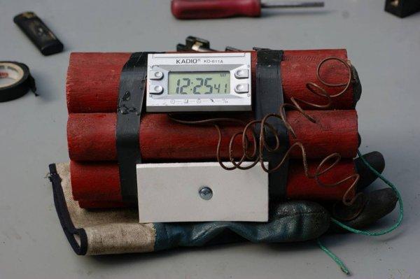Российские ученые разработали формулу мощнейшей взрывчатки