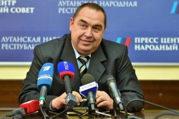 Игорь Плотницкий допускает возобновление поставок угля из ЛНР в Украину