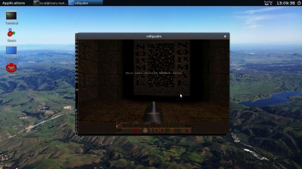 Создана новая бесплатная операционная система ToaruOS