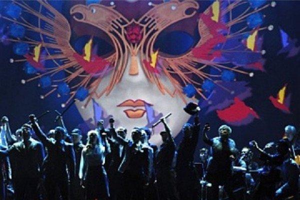 В рамках фестиваля «Золотая маска» детский хор спел в московском метро