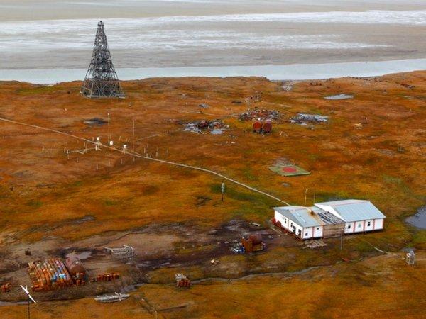 В Карском море построят научно-исследовательский центр для наблюдения за айсбергами