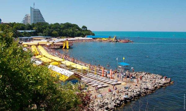 Вице-губернатор Кубани Сергей Усенко сообщил об увеличении туристического потока на курорты