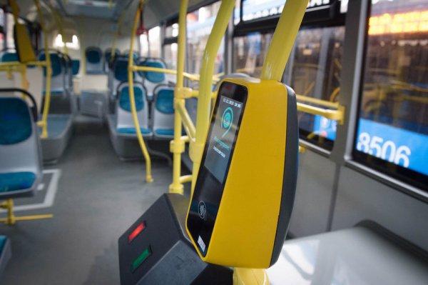 В автобусах и трамваях увеличивается спрос на Wi-Fi