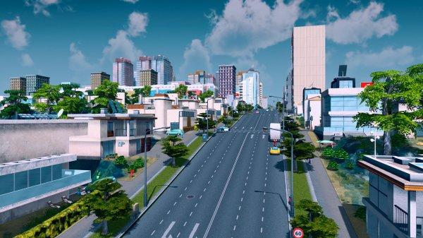 Cities: Skylines появится на консоли Xbox One уже этой весной