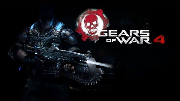 Объем обновления Gears of War 4 составляет почти 150 ГБ