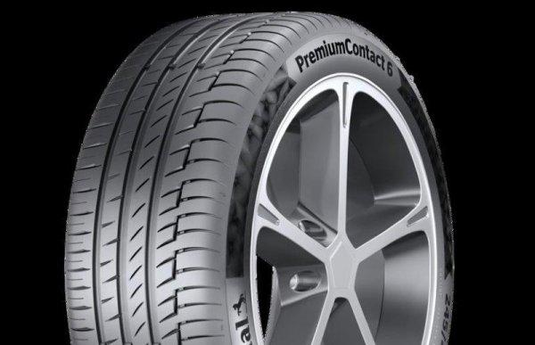 Continental порадует автолюбителей новыми шинами