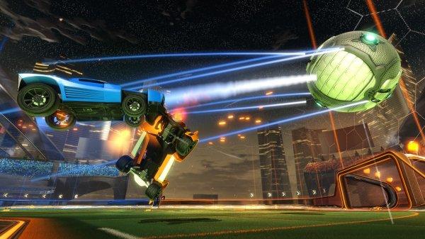 Компания Microsoft предоставила свободный доступк NBA2K17 и Rocket League