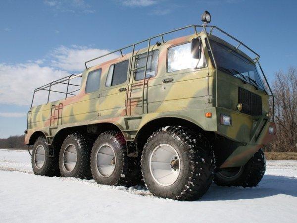 Нижегородские ученые разработали образцы арктической техники