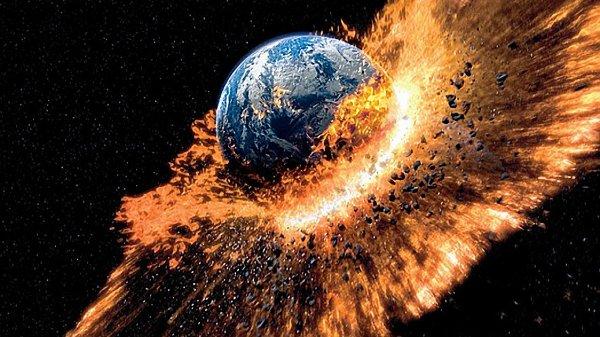 Ученые заявили о том, что взрывов, родивших Землю, было два