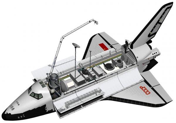 Российские учёные смогут запустить космический самолёт-беспилотник