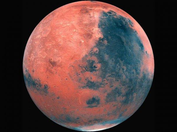 Возле Марса формируются кольца – ученые