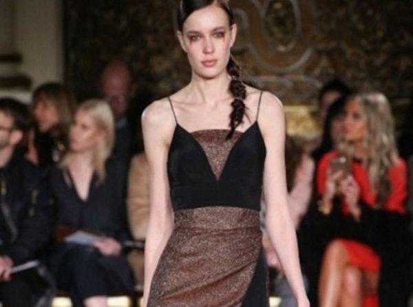 На Неделе моды в Нью-Йорке побывала модель из Искитима