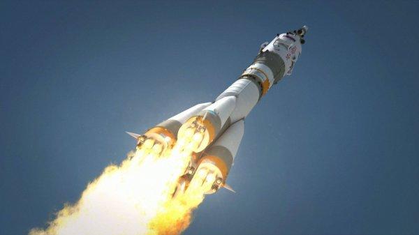 Последняя ракета «Союз-У» установлена на «Гагаринском старте»