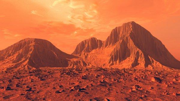 Ученые выяснили, что предками людей были марсиане