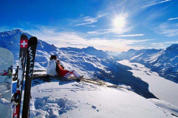 Ученые поведали, когда исчезнут горнолыжные курорты в Швейцарии