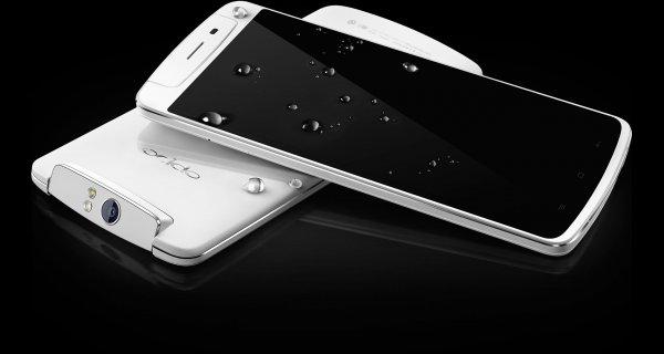 Oppo продемонстрирует на MWC 2017 первый смартфон с ZOOM Х5