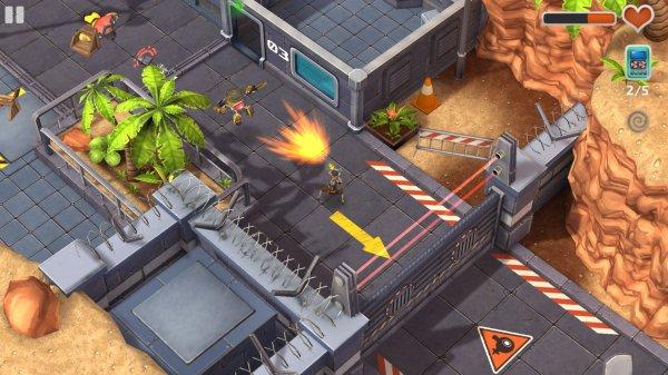 Игра Island Delta стала доступна на Android