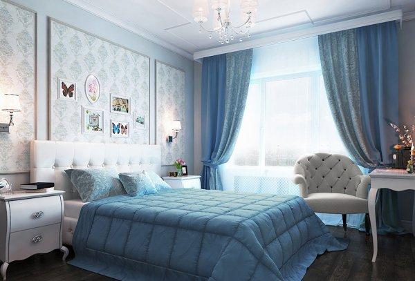 Ученые выяснили, что цвет обоев в спальне влияет на качество сна и секса