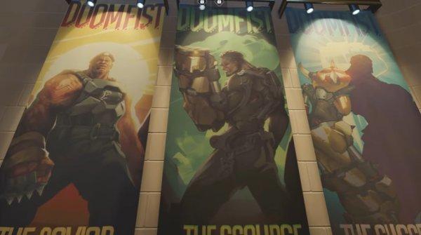 Авторы Overwatch вновь намекают на будущего героя
