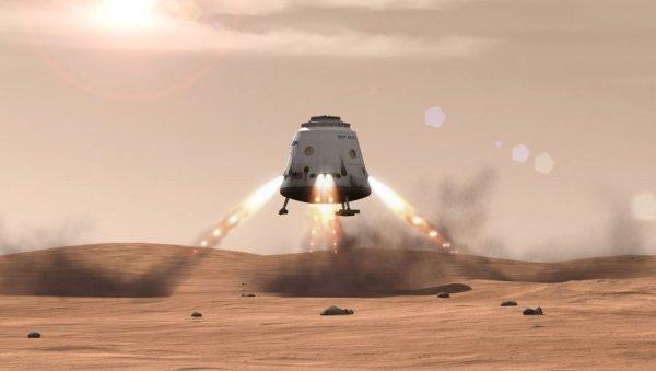 Mars One отобрал тысячу первых колонизаторов