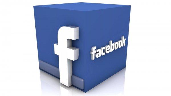 О перебоях в работе Facebook сообщают западные пользователи