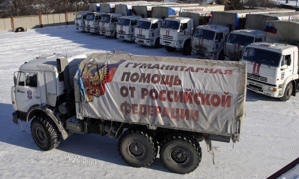 Комиссар ООН: Российская гумпомощь важна для украинского народа