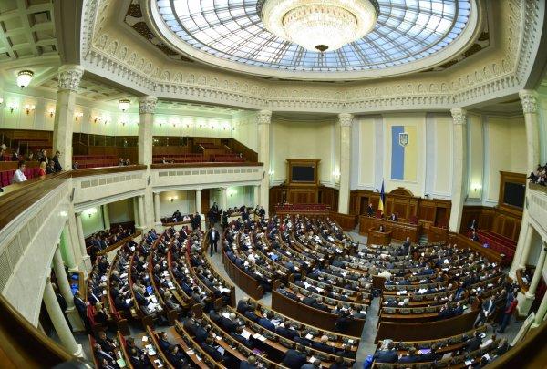 ВРУ поддержала проект закона о заочном осуждении экс-лидера Украины Януковича